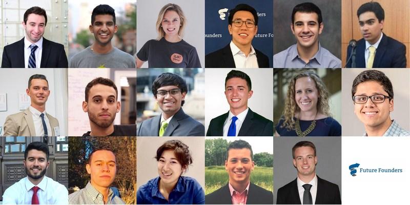 Future Founders Names 17 Entrepreneurs to National Fellowship Cohort