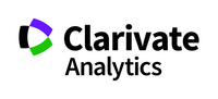 Clarivate Analytics logo.