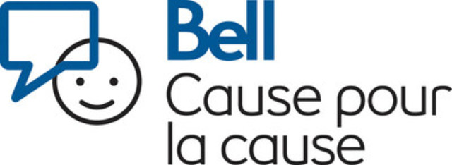 LOGO: Bell Cause pour la cause (Groupe CNW/Bell Canada)