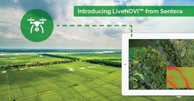 Stand on the ground and livestream a crop's health using Sentera's LiveNDVI(TM) Video capability - giving instant visibility to decision-making data.