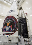 Last Look Before Lift-Off: SBIRS GEO Flight 3 Encapsulated for Launch