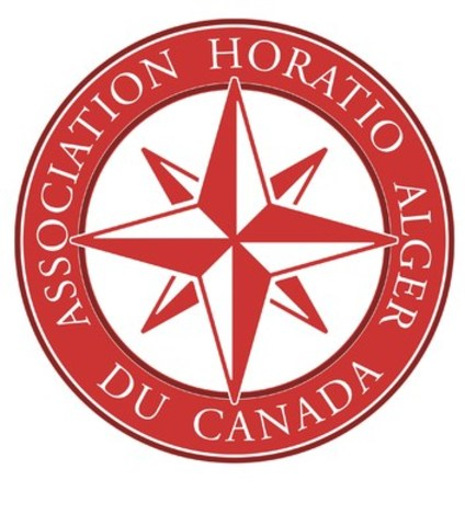 Logo : Association Horatio Alger du Canada (Groupe CNW/Association Horatio Alger du Canada)