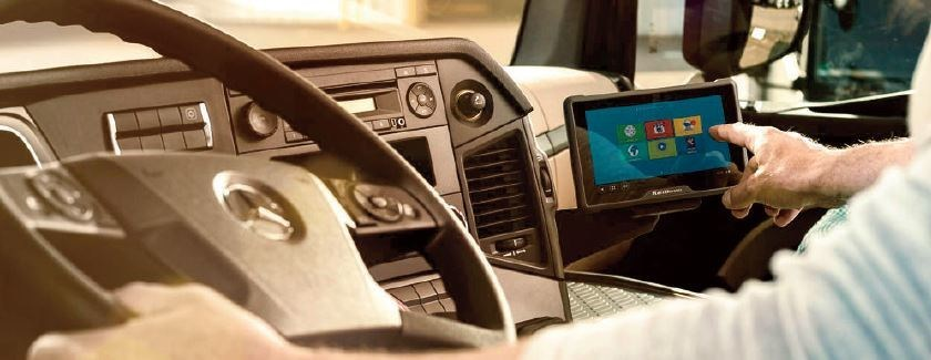 Truck Digitization and Tech Developments in Freight will Boost Europe's Commercial Vehicle Telematics Market - Partnerships and market consolidation fuel new growth opportunities for telematics vendors in the region, finds Frost & Sullivan's Mobility team (PRNewsFoto/Frost & Sullivan)