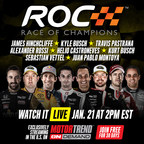 Motor Trend OnDemand Named Exclusive North America Streaming Partner for the 2017 Race Of Champions