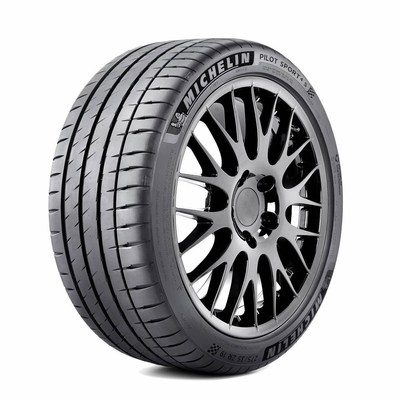 Michelin introduced its newest ultra-high-performance tire - the MICHELIN Pilot(R) Sport 4 S - today at the North American International Auto Show.