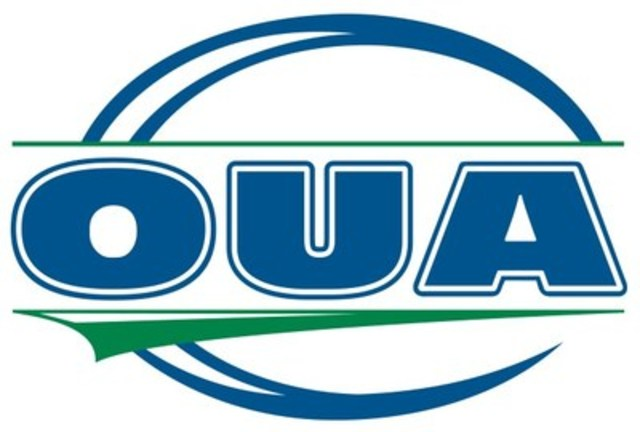 LOGO: OUA (Groupe CNW/Bell Canada)