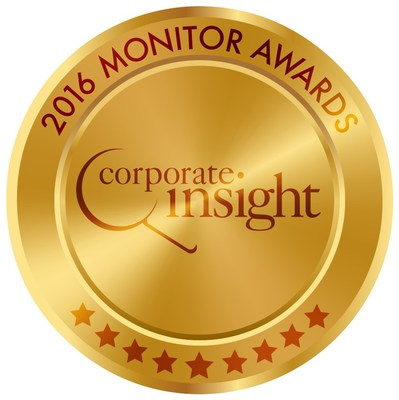 Corporate Insight announces its first annual Healthcare Monitor Awards, including major trends and best practices in online and digital innovation in the healthcare insurance industry. (PRNewsFoto/Corporate Insight)