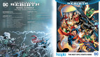 DC Entertainment's Best-Selling 'DC Universe Rebirth' Comic Collections Arrive on hoopla digital