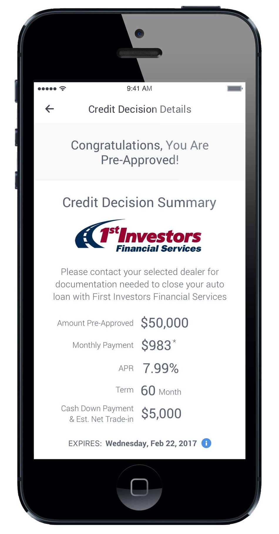 Finance your next car through First Investors Financial Services without any hassle