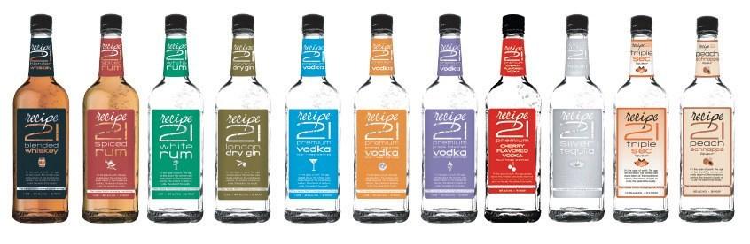 Recipe 21 Premium Vodka adds cherry vodka to its comprehensive line-up of spirits.