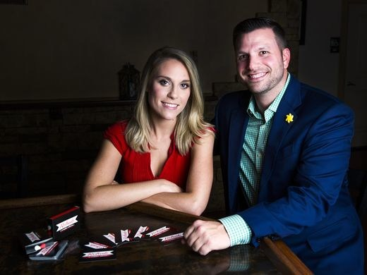 James P. Schlimmer and Ashley Chaffee