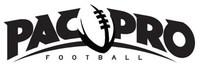 Pac Pro Football Logo
