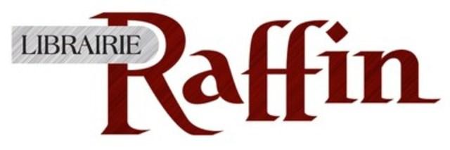 Logo : Librairie Raffin inc. (Groupe CNW/Librairie Raffin inc.)
