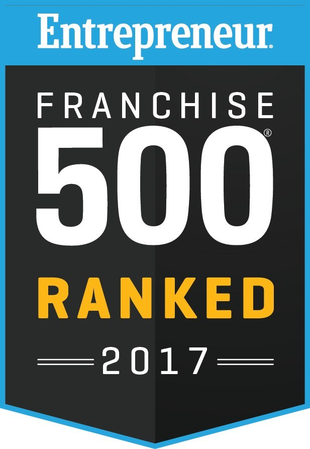 Tint World(R) Automotive Styling Centers moves up 114 spots from last year to rank No. 257 in Entrepreneur's 2017 Franchise 500(R) rankings.