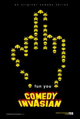 L.A. Braces for a Comedy InvAsian