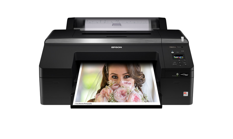 Incorporating the latest imaging technologies, the 17-inch Epson SureColor P5000 leverages the advanced Epson PrecisionCore(R) TFP(R) printhead and UltraChrome HDX(R) 10-color pigment ink set to deliver outstanding output for the desktop photography, fine art, graphic design, and proofing markets.