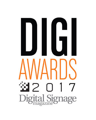 Mvix's content-rich software, named winner of the 2017 DIGI Award for Best Content Management Software (CMS).