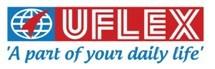 Uflex logo (PRNewsFoto/Uflex)