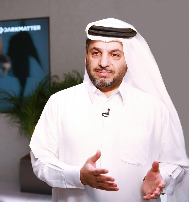 Faisal Al Bannai, Founder and CEO of DarkMatter (PRNewsFoto/DarkMatter)