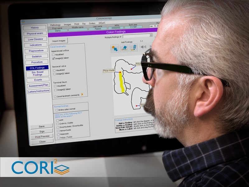 """Drawing on two decades of data and user input, CORI² is proud to offer a system that meets the demands of quality-driven endoscopy practices,"" says Michael Baker, CORI² CEO. ""Our team looks forward to building business relationships and supporting the needs of endoscopy professionals around the globe."""