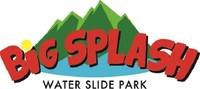 Big Splash Water Slide Park Logo