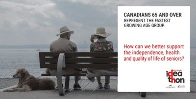Canada-wide competition seeks great new ideas to support healthy aging (CNW Group/AGE-WELL Network of Centres of Excellence (NCE))