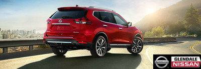 Models like the 2017 Nissan Rogue are eligible for the zero-payment promotion.