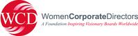 WomenCorporateDirectors - A Foundation Inspiring Visionary Boards Worldwide (PRNewsFoto/WomenCorporateDirectors Edu)