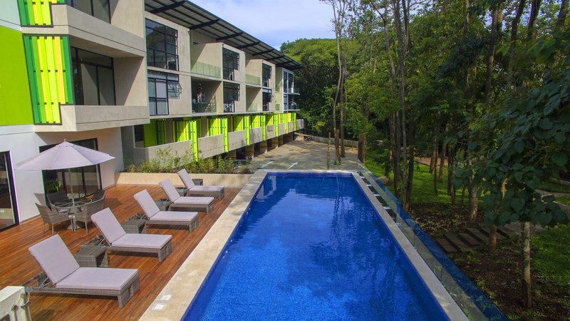 Costa Rica - Corporate Stays San Jose, building