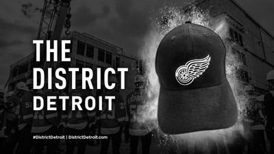 The District Detroit Night at Joe Louis Arena, January 14, 2017