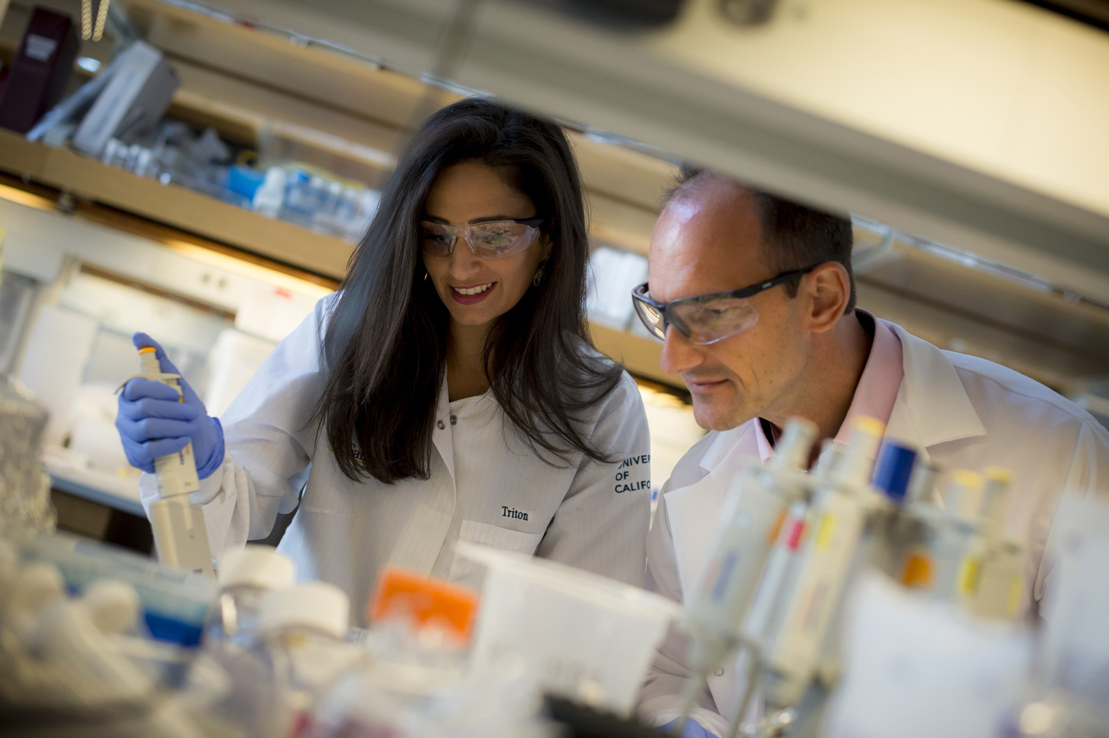 The San Diego-based center will serve as an international hub for human milk and lactation research. Photo: Erik Jepsen/UC San Diego Publications.