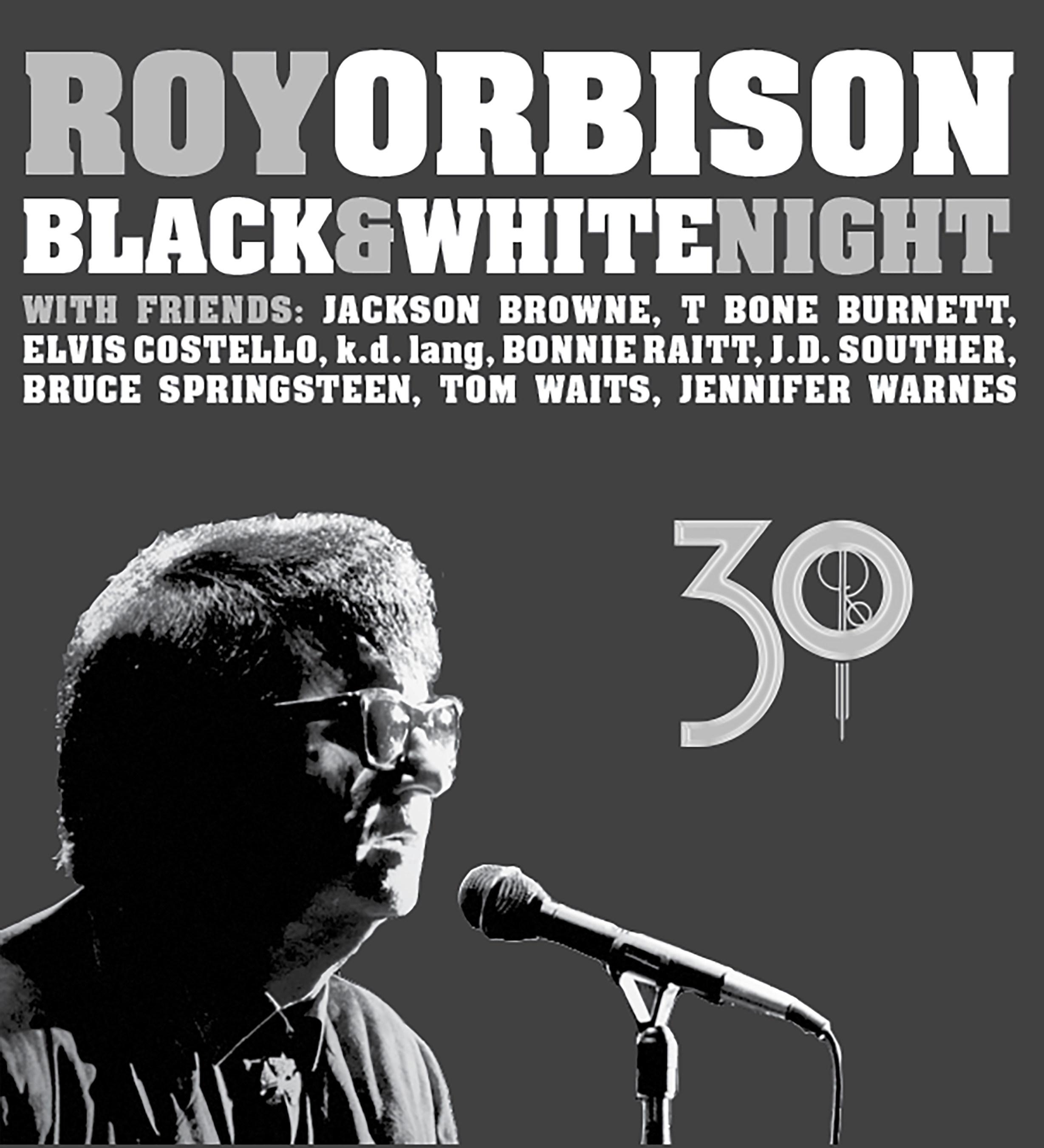 Roy Orbison  - Cover Art