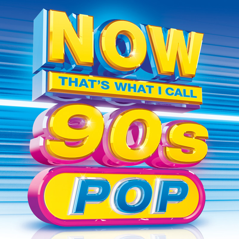 Now 90s - Cover art