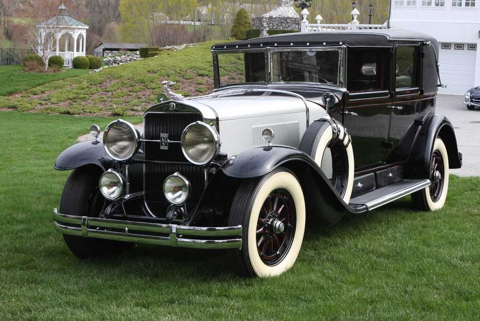 Celebrity Motor Car CEO/Dealer Principal Tom Maoli will be lending the 1929 Cadillac from his classic car collection to the January 28 Montclair Food and Wine Festival to be held at the Wellmont Theater.  The one day event, which will run from 6:30 p.m.- 10 p.m. for VIP ticket holders and 7:30 p.m.--10 p.m. for general admission, will recreate a 1920s speakeasy.  Maoli's Cadillac will sit prominently in front of the theater with other Celebrity Motor cars.