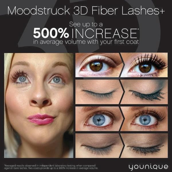 Younique Moodstruck 3D Fiber Lashes+