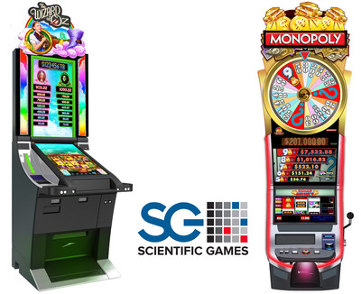 Scientific Games Wins First In Three Categories In Strictly Slots' The Best Slots Of 2016 Awards