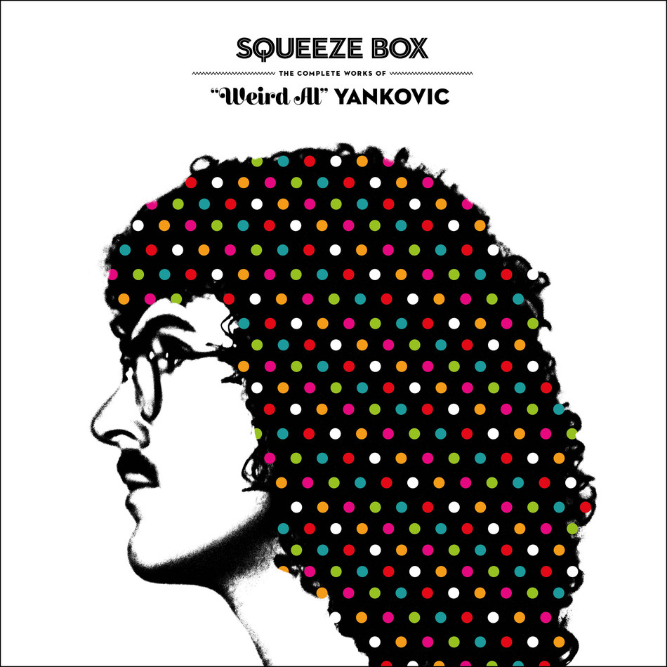 "Weird Al Yankovic ""Squeeze Box"" Cover Art"
