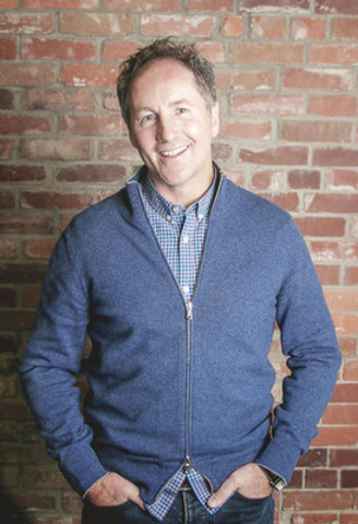 Bryan de Lottinville, Founder and CEO of Benevity Inc. (CNW Group/Benevity Inc.)