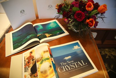 Crystal and HCP Media Unveil Crystal Living In-Suite Publication