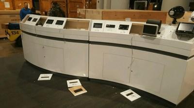 Epsilon Electronics CES Booth