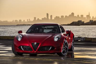 "2016 Alfa Romeo 4C Wins Autobytel's Inaugural ""Buyer's Choice Award for Best Sports Car"""