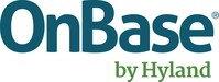 OnBase by Hyland Logo (PRNewsFoto/Hyland Software, Inc.)
