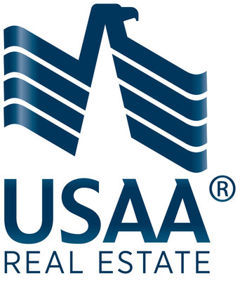 USAA Real Estate Company logo.