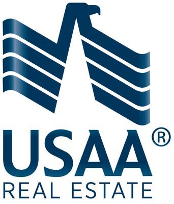 USAA Real Estate Company logo.