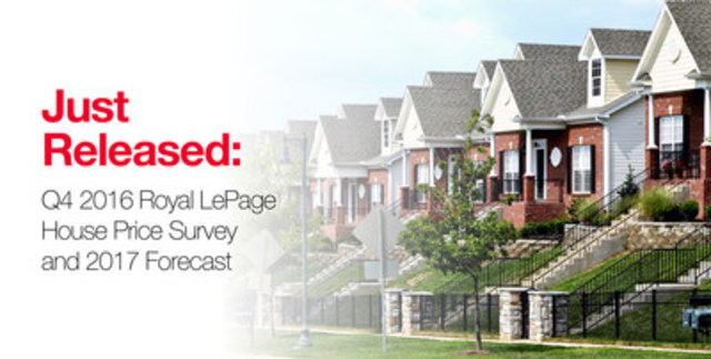 Moving Away from the Regional Extremes of Real Estate Feast and Famine (CNW Group/Royal LePage Real Estate Services)
