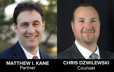 Matthew I Kane and Christopher A. Dzwilewski, New Jersey Commercial Real Estate Attorneys
