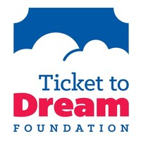 Ticket to Dream Foundation logo.