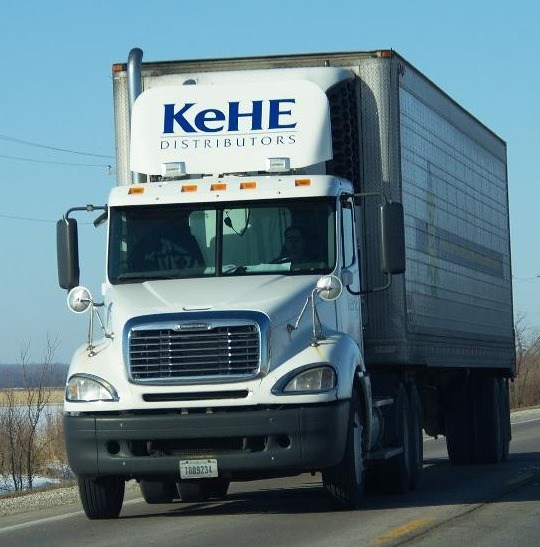 Lytx DriveCam(TM) Helps KeHE Distributors Tackle the Toughest Form of Distracted Driving, and Keep Drivers' Attention on the Road
