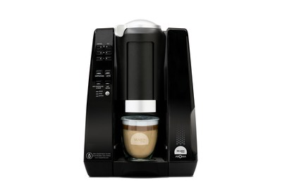 The MARS DRINKS AROMA(TM), a compact single-serve brewer, is being introduced for small workspaces this spring.