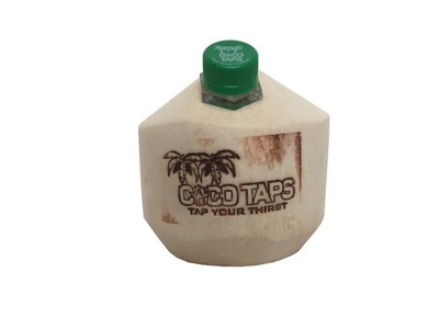 Coco Taps offers a fresh coconut logo and name branding service for its business customers for conventions, trade shows and special events, including music, sports, sales, entertainment and fundraising.